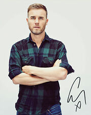 GARY BARLOW #2 - 10X8 PRE PRINTED LAB QUALITY PHOTO PRINT