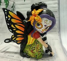 Sweet Isabella Fairy Figurine - Sugar Skull Fairy  - Jasmine Becket Griffith
