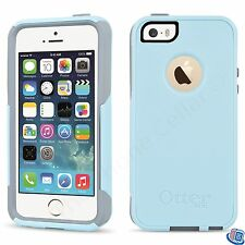 New OEM Otterbox Commuter Series Bahama Way Blue Case for Apple iPhone 5 5S SE