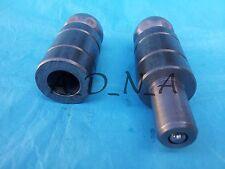 Soldadura En Heavy Duty steel/metal mecanizado Puerta Bisagra 146mm X 30mm Hi6