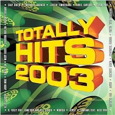 Various : Totally Hits 2003 CD (2003) Kelly Clarkson,Justin Timberlake...NEW