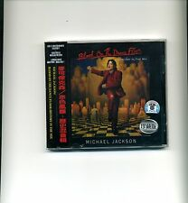 "MICHAEL JACKSON ""BLOOD ON THE DANCE FLOOR"" CD made in CINA (sealed)"
