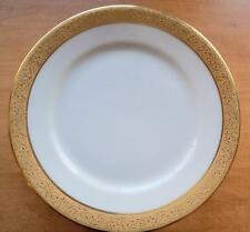 """11 Theodore Haviland Limoges China Heavy Gold Band Pattern 1269 Bread Plates 6"""""""