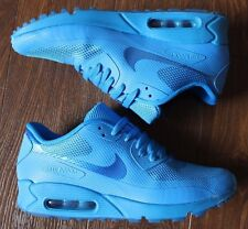 Men's Nike Air Max 90 - iD Blue - Trainers - Sneakers