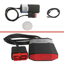 FOR DELPHI CARS/TRUCKS DIAGNOSTIC SCANNER OBD/OBD2 BLUETOOTH 2014.R2