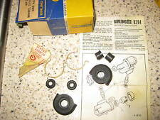 NEW WHEEL BRAKE CYLINDER SEAL REPAIR KIT - VAUXHALL VICTOR FC & VX4/90 (1964-67)