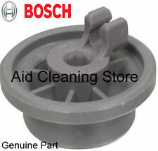Bosch Neff Siemens Dishwasher Lower Basket Wheels - Genuine Part Number 165314