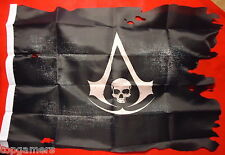 Figuras assassins creed 4 Black Flag-bandera pirata-ca 35x50cm-ac4 pirate flag