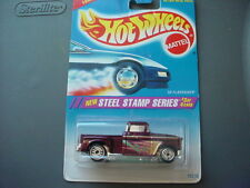 HOT WHEELS #289 '56 FLASHSIDER UH RIMS STEEL STAMP SERIES #3 OF 4 FREE USA SHIP