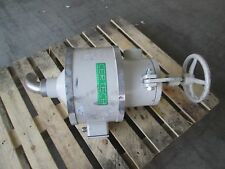 """CERTECH SPA GATE VALVE 3"""" ELECTRONIC CONTROL USED SOLD AS IS"""