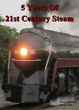 Railroad DVD: Norfolk & Western 611, Nickel Plate 765, Southern 4501 and 630