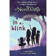G, Never Girls #1: In a Blink (Disney Fairies), Kiki Thorpe, 0736427945, Book