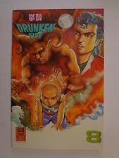 Drunken Fist Tony Wong Roger Salick Alan Wan #8 Jademan Comics April 1989 NM