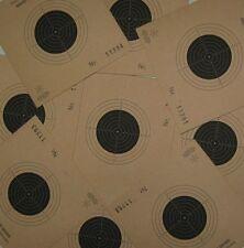 Schießscheiben für Luftgewehr - Zimmergewehrscheiben
