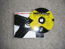 THE ROLLING STONES LOVE IS STRONG DELETED CD SINGLE EP 1994 EXC