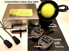 TOAD Ai606 THATCHAM CAT 1 CAR ALARM Ai606 CARBON BLUE***SHOCK SENSOR PACKAGE***