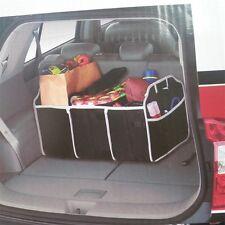 Quality 2-in-1 Car Boot Organiser Shopping Tidy Heavy Duty Foldable Storage IY