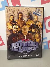 TNA Impact Wrestling Bound for Glory 2011 11 Two Disc Set Angle vs Roode WWE DVD