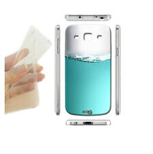COVER MORBIDA SLIM TPU ACQUA BUBBLE PER SAMSUNG GALAXY S3 NEO I9301