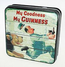 Guinness Gift Tin Of Fudge With My Goodness My Guinness Lion Design, 100g