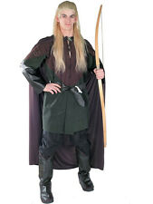 Adult STD Licensed Lord Of The Rings Legolas Fancy Dress Costume Mens Gents
