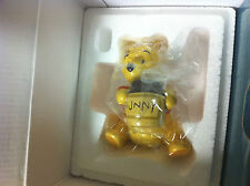 """WDCC Winnie the Pooh  – """"Time for Something Sweet"""" – 1996 Members Only – MIB"""