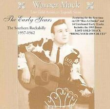 Warner Mack = Early Years: Southern Rockabilly 1957-1962 (Lost Gold) CD