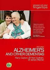 Alzheimer's and other Dementias (Answers at Your Fingertips), Dr James Warner, D