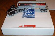 Texaco Gasoline Tanker '98 FES #10 Winross Truck