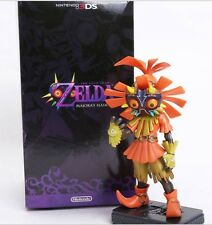 The Legend Of Zelda: Majora's Mask 3DS Limited Edition NEW, Link, action figure.