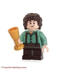 LEGO The Lord of The Rings MiniFigure - Frodo Baggins (Sand Green Shirt) 30210