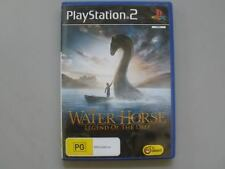PlayStation PS2 PAL GAME: WATER HORSE LEGEND of DEEP