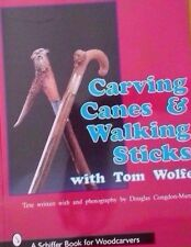 WALKING STICK CANE REFERENCE GUIDE COLLECTOR'S BOOK