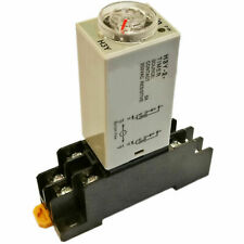 Encapsulated Timer Relay 1a Solid State Dayton 2A560 for sale online on