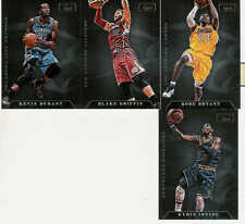 2012-13 PANINI STARTING FIVE AUTHENTIC COMPLETE SET 1-4 KYRIE IRVING RC