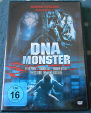 DNA MONSTER - DVD - NEU / NEW - Reg2 - Edward Furlong, Ellen Furey