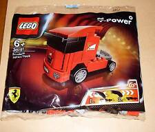 Lego Racer - 30191 Scuderia Ferrari Truck Shell V-Power Tütchen Polybag Neu OVP