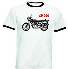 HONDA CB 900 1981 INSPIRED - NEW COTTON TSHIRT - ALL SIZES IN STOCK