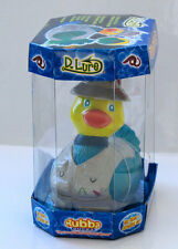 D.Lure Fishing Rubber Rubba Duck NIB 360 Collector's Case Gift Box