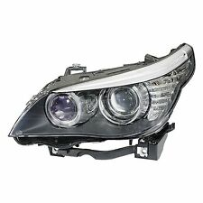 Headlight fits: BMW 5 (E60) Xenon '03-  Right | HELLA 1LL 164 910-001