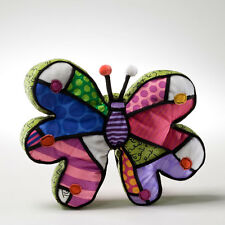 Romero Britto Mini Plush Soft Stuffed –  BUTTERFLY  -  NEW