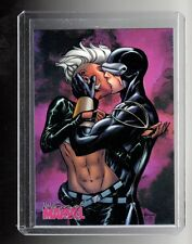 Marvel Dangerous Divas series 2  E34 Case Topper card