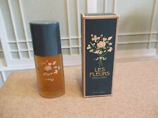 VINTAGE Houbigant ALYSSA ASHLEY LES FLEURS Spray Mist 2 oz. Perfume NEW IN BOX