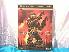 NEW * 2004 Halo 2 Official Strategy Guide for Xbox by Microsoft * free shipping