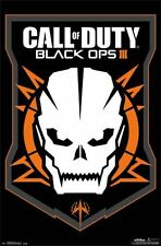 CALL OF DUTY - BLACK OPS III - SKULL POSTER - 22x34 VIDEO GAME 14318