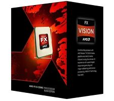 AMD FX-9370 Octo Core 4.4GHz AM3+ 8MB Cache 220W TDP CPU Processor