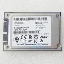 "1.8"" Toshiba 256GB MICRO SATA SSD For Lenovo IBM thinkpad X300 X301 T400S W510‏"