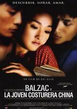BALZAC AND THE LITTLE CHINESE SEAMSTRESS Movie POSTER 27x40 Spanish