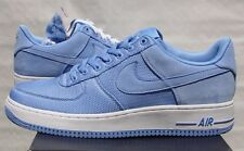 Nike Force 1 bajo University Carolina Air UNC Bebé Azul UK 7 nos 8 Alto Mid Jordan