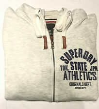 Superdry hoodie with zipper soft Small, Medium,Large, XL,2XL all sizes available